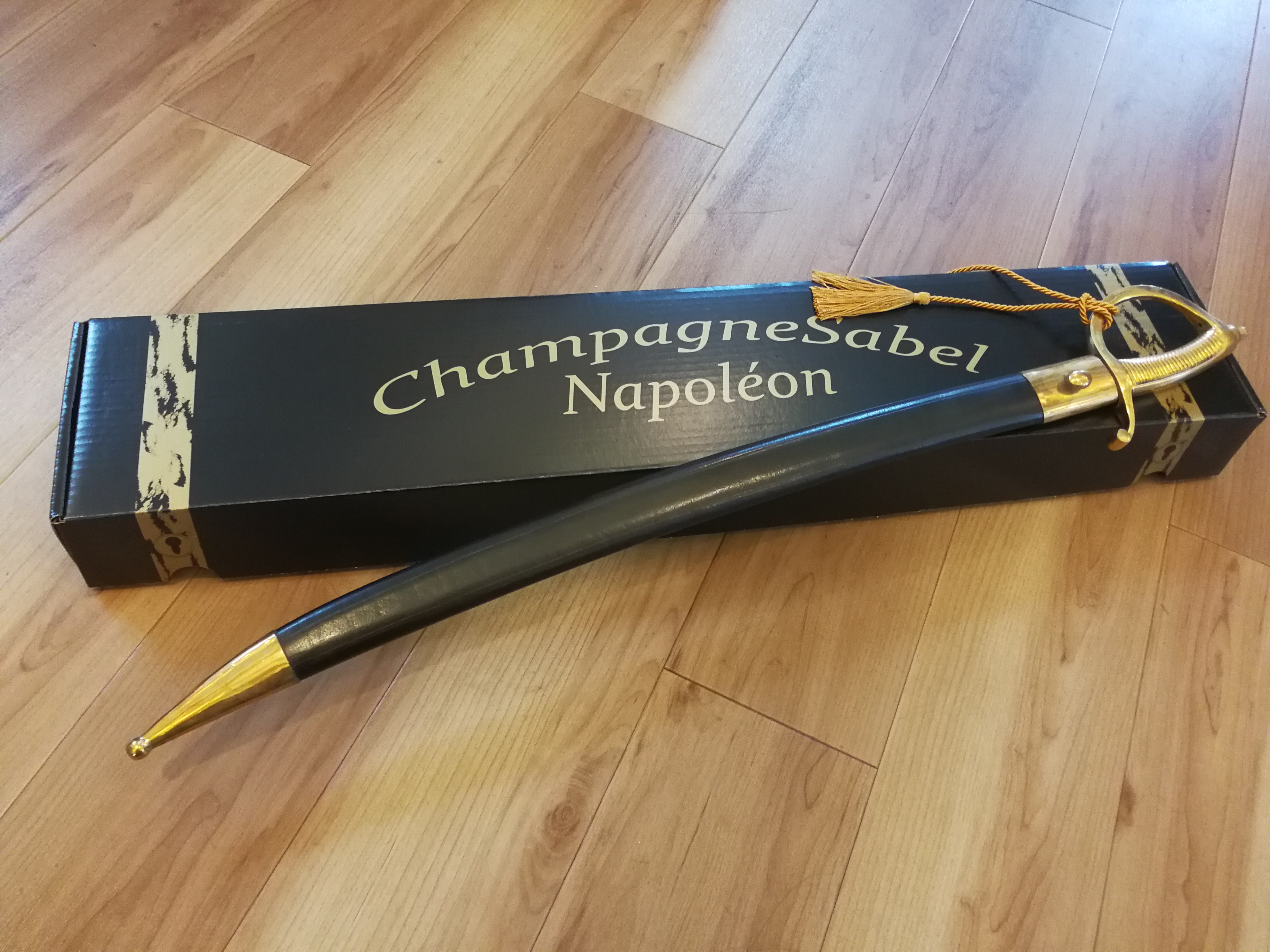 sabel til champagne